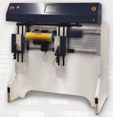 Automatic plate mounting