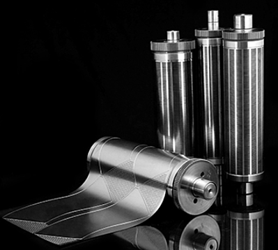 Die and Magnetics cylinders