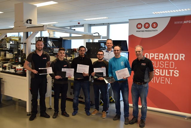MPS Operator Training completed