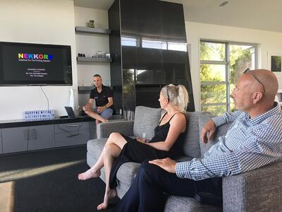 Market discussions with Nekkorb New Zealand